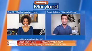 Power Swabs - Midday Maryland Special February 2021