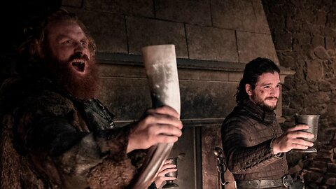 Game of Thrones BTS Pic shows Gendry & Tormund playing nintendo switch