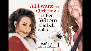 All I Want for Christmas Metalica Mariah Carey Mashup