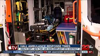 Hall Ambulance failed to meet response time standards, report says - Video