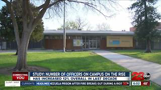 New study shows increase in school resource officers - Video