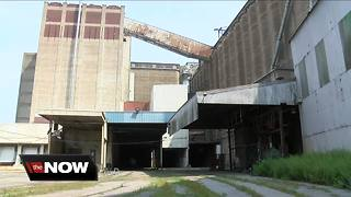 Silo City becomes a theater - Video