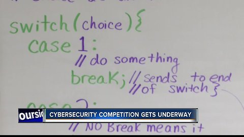 Cybersecurity competition gets underway in Boise