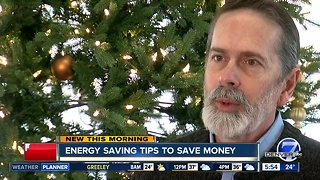 Energy saving tips to save money - Video