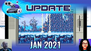 Projects update for January 2021