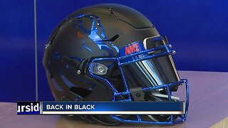 Check out BSU's new all-black uniforms!