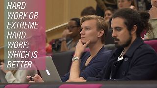 Chinese and Dutch students compare universities - Video