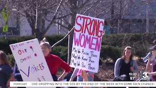 """See it to be it"": Omaha Women's Day March goes virtual"