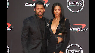 Ciara praises Russell Wilson as he was named the 2020 Walter Payton NFL Man of the Year