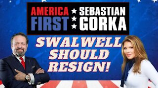Swalwell should resign! Trish Regan with Sebastian Gorka on AMERICA First