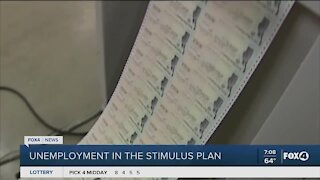 Unemployment in stimulus plan