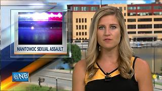 Man arrested for sexual assault, returns to scene - Video