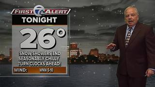 7 First Alert Forecast-11pm Sunday 3/10 - Video