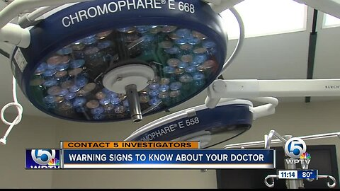 Hundreds of Florida doctors with multiple malpractice payouts still seeing patients