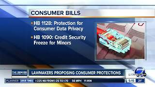 Consumer protection bills - Video