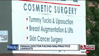 Plastic surgeon warns of dangers amid malpractice lawsuit - Video