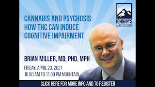 How THC Can Induce Cognitive Impairment