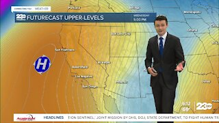 23ABC Evening weather update April 27, 2021