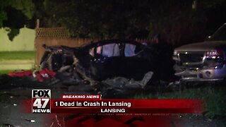 One dead in fatal crash