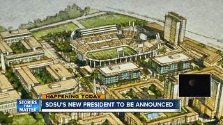 New SDSU President to Face Immediate Challenges - Video