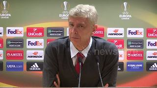 Wenger refuses to discuss if Arsenal tried to sign Sterling - Video