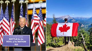 Biden Has The Most Votes In US Election History & It's Almost Twice Canada's Population