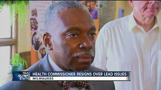 Mayor Barrett: Health commissioner resigns after lead level notification snafu - Video