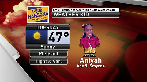 Around Town Kid - Aniyah - 3/26/19