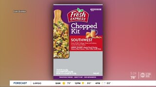 Publix recalls some of its salad products in several states