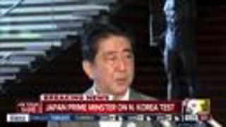 World leaders slam North Korea's latest nuclear test - Video