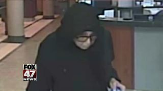 Police release photos of MSU FCU robbery suspect - Video