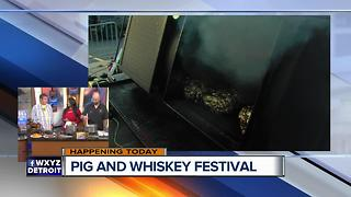 Pig and Whiskey Festival - Video