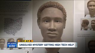 Unsolved mystery getting high-tech help - Video