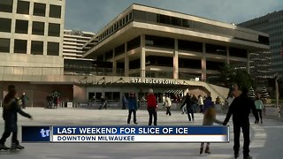 """""""Slice of Ice"""" in Red Arrow Park closes this weekend for the season"""