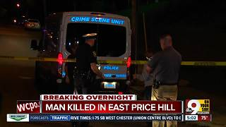 Police ID man killed in East Price Hill shooting - Video