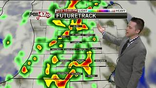 Dustin's Forecast 5-8 - Video