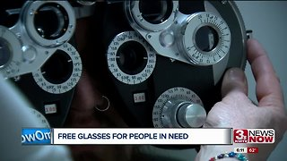 Free Glasses for Flood Victims