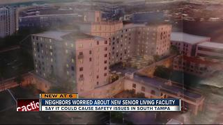 Proposed senior living home worrying some in Hyde Park - Video