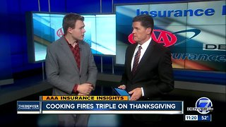 Tips to Stay Safe While Cooking Thanksgiving Dinner