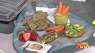 Blend Extra: Simple and Healthy School Lunch Ideas