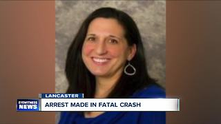 Police arrest driver involved in Thruway crash that killed UB professor - Video