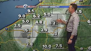 7 First Alert Forecast - 0330 5am - Video