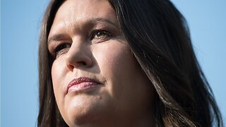 You are out: Press secretary Sarah Huckabee Sanders to exit White House
