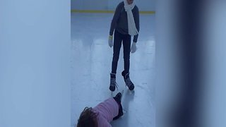 """""""Figure Skater In The Making"""""""