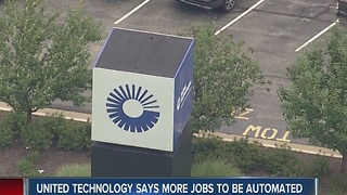 United Technologies says Carrier plant will have fewer jobs - Video