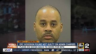Administrative panel says van driver not guilty in death of Freddie Gray - Video