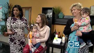 Stylist Amber Cepsaukis has tips on kids haircuts - Video