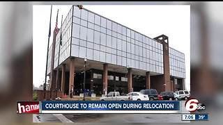 Madison County Government Center remains open during relocation due to asbestos - Video
