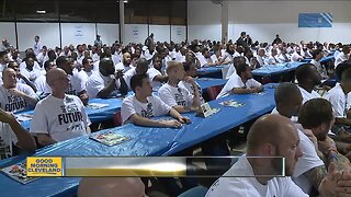 Lorain County Correctional Facility hosts second Fatherhood Conference