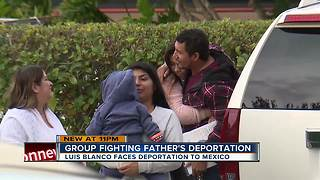 Community rallies behind Plant City father of six facing deportation - Video